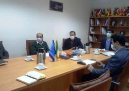 دومین جلسه کمیته جذب و هدایت دانشجویان غیر ایرانی